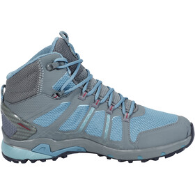Mammut T Aenergy Mid GTX Shoes Women grey-dark air